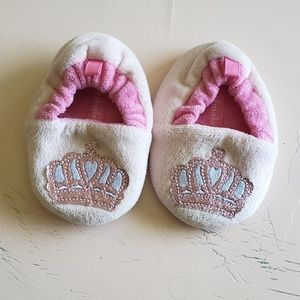 Baby slippers 3-4